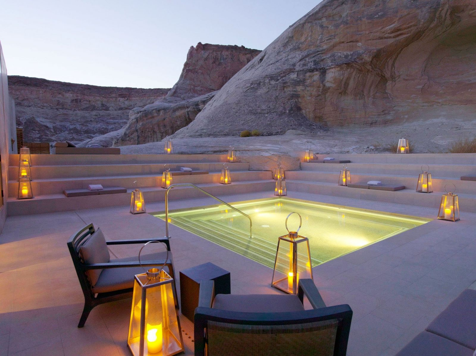 El Amangiri Resort