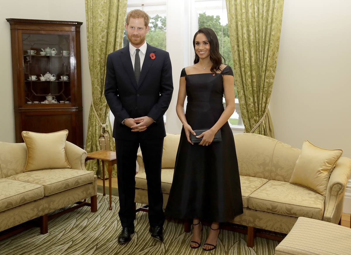 harry meghan markle equipos de seguridad