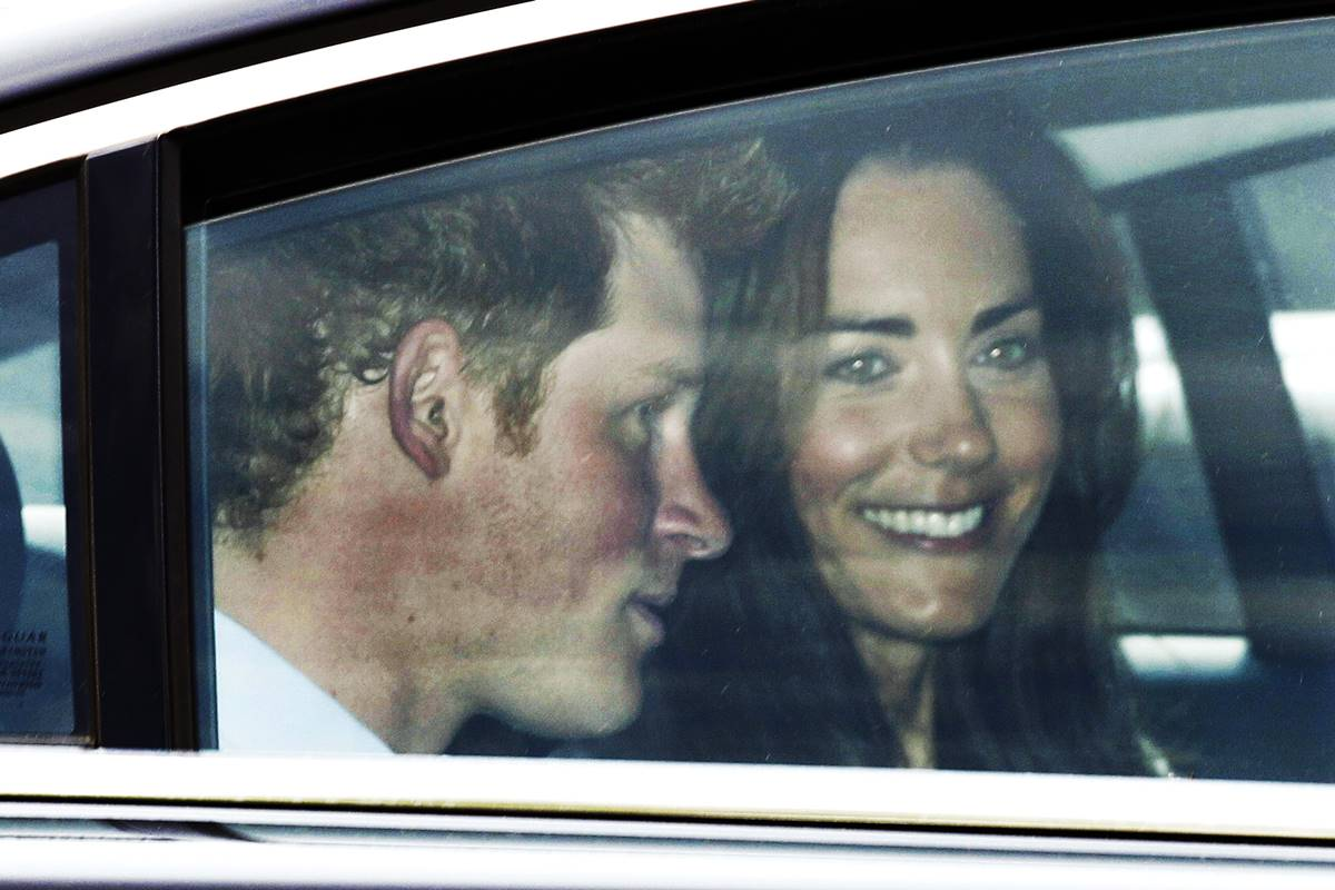 harry sussex kate middleton