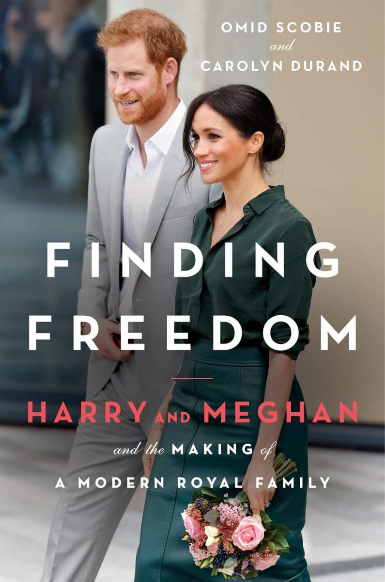 libro de Harry y Meghan