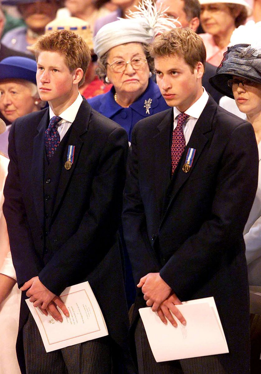 principe harry, principe william