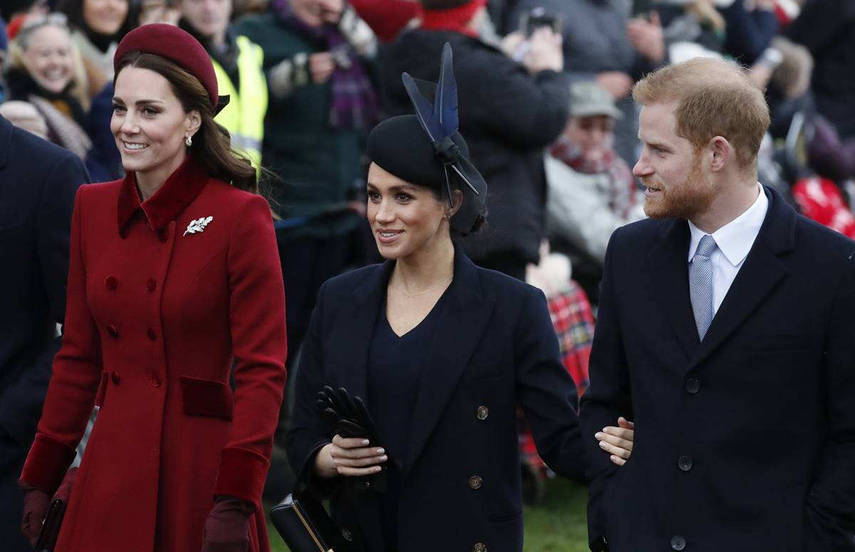 meghan markle harry sussex kate middleton