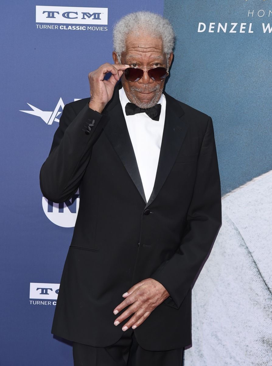 morgan freeman, morgan freeman acoso