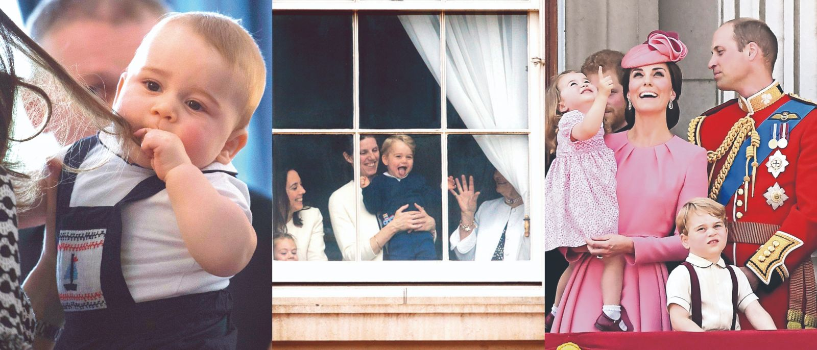 Cumpleaños principe george, principe george inglaterra, duques de cambridge, kate middleton, principe william, hijo kate middleton y principe william